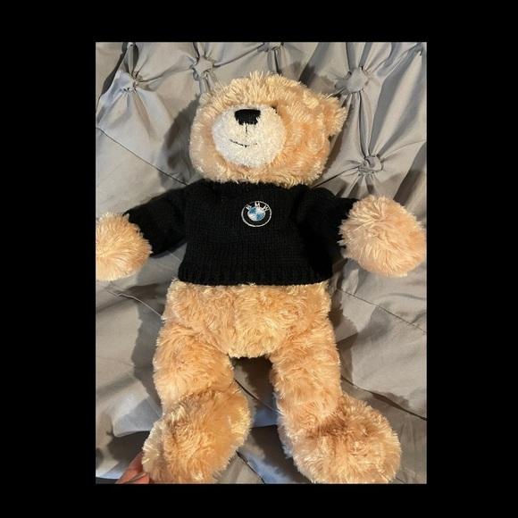 BMW teddy bear 🧸